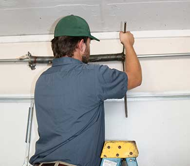 Garage Door Repair Mobile Header